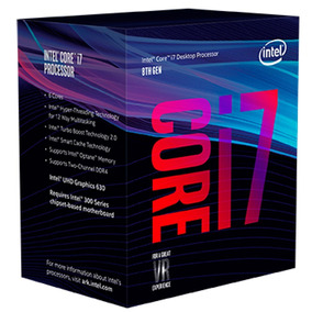 Processador Intel Core I7-8700 3.2ghz 4.6ghz Turbo Lga1151