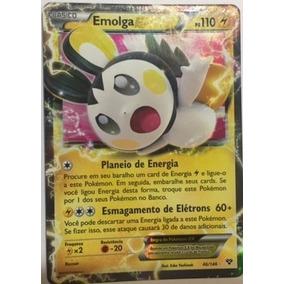 Pokemon Emolga Ex