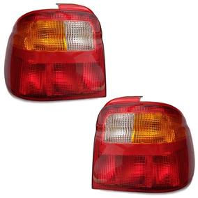 Lanterna Traseira Direita Logus 92 93 94 95 96 Tricolor