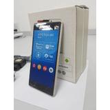 Celular Sony Xperia M4 Aqua 4g 2chip E2306 Vitrine Champanhe