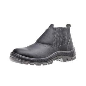 18ffcc3762409 Bota Seguranca Trabalho Bico De Aco - Sapatos no Mercado Livre Brasil