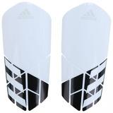 de83a43381 Caneleira De Futebol adidas X Lesto - Adulto - Branco preto