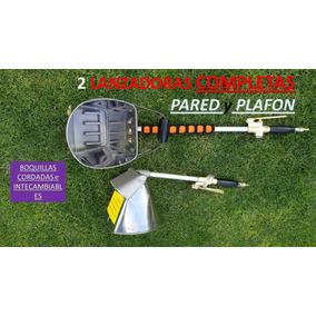 2 Lanzadoras/revocadoras Mortero 222 Pared Y Plafon
