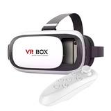 Óculos Realidade Virtual + Controle Bluetooth Pronta Entrega