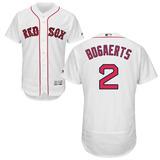 Jersey Majestic Xander Bogaerts Boston Red Sox Talla Grande