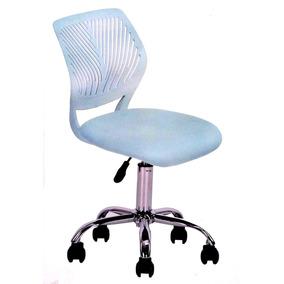 Cadeira De Estudo Azul Para Menino Juvenil Decoração Quarto