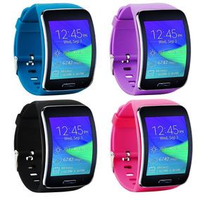 4 Correas Para Galaxy S Gear Reloj Inteligente Samsung R750