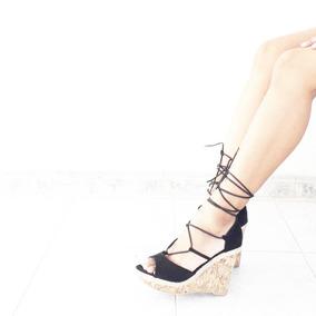ebf17e362911f Sandalias Tacones Cuñas Zapatos Zapatillas