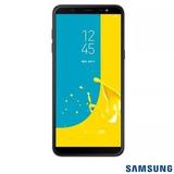 Celular Samsung Galaxy J8 Preto Tela 6 , 4g, 64gb Sm-j810mz