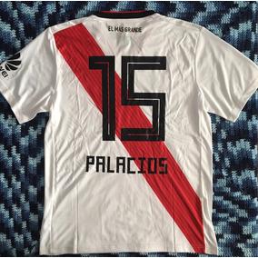 2a65d8e04 Asombroso Jersey River Plate Argentina 2019 Local Palacios