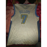 Camiseta Nba De Los Nuggets De Denver Jugador Billups (2009)