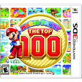 Mario Party - The Top 100 - Nintendo 3ds - 2ds - New 3ds