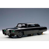 Black Beauty/green Hornet/avispon Verde 1:18 Autoart 71546