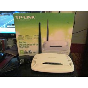 Router N 150mbps Tp Link Tl-wr740n
