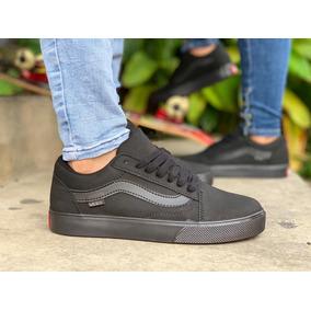 112164539d301 Zapatos Vans Mujer Negro - Ropa y Accesorios en Mercado Libre Colombia