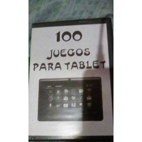 Cd 100 Juegos Tablet