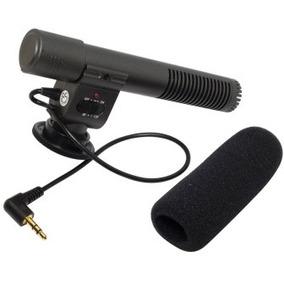 Fr Grátis Microfone Pro P/ Canon T3i T5i T6i T6s 70d 77d 80d