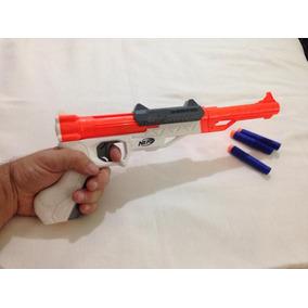 Nerf Sharpfire 3 Dardos Pouco Uso Hasbro Falta Cabo R$78,99