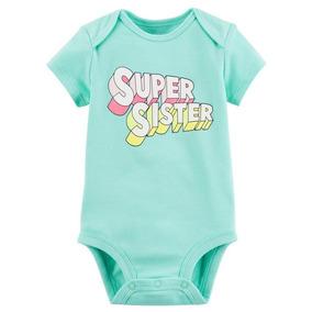 3dc0e886c9a88 Kit Com 5 Body Manga Curta Carters Super Promoção - Bodies de Bebê ...