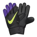 Luva De Goleiro Nike Infantil Palma Preta - Tamanhos 6 E 7