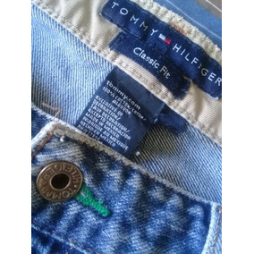 Blue Jeans Classic Fit Tommy Hilfiger Originales 100%