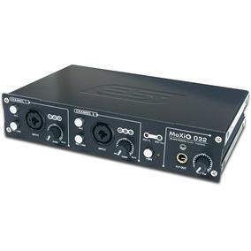 Interface De Audio Esi Maxio 032
