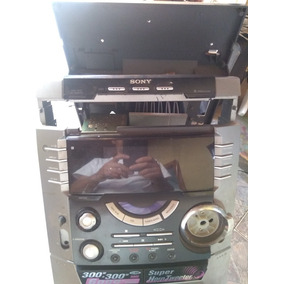 Sony Dx9 Peças
