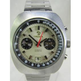 fdf8deee4b6 Relogio Technos Valjoux 7734 - Joias e Relógios no Mercado Livre Brasil