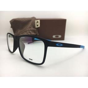 ed8ba715d694d Armaçao Para Oculos De Grau Oakley Dictate Sport. - Óculos Preto no ...