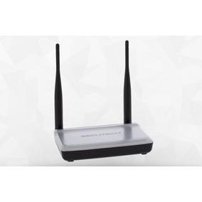 Router 2 En 1 Wi-fi 300 Mbps Secutech