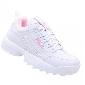 Tênis Sneaker Fila Disruptor - Feminino - Frete Gratis