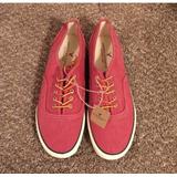 Zapatos Tennis Rojas. American Eagle Originales Nuevas