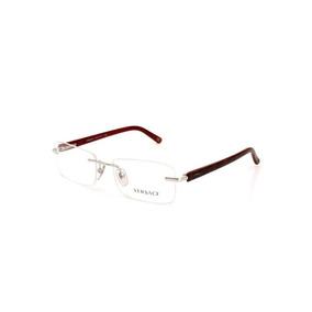 Oculos De Grau Feminino Versace - Óculos Vermelho no Mercado Livre ... 50fcdd0a3d