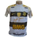 c93d2cc314 Camisa Corinthians Bege - Futebol no Mercado Livre Brasil