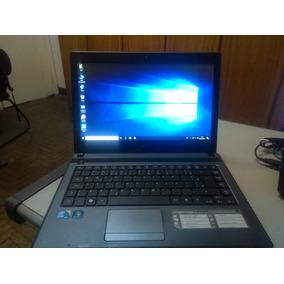 Notebook Acer Core I3/ 3gb Memória/ Hd Ssd 240gb/ Tela 14