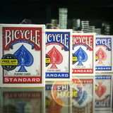 Mazo De Cartas Bicycle Standard - Pack De 4