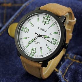 ec2c900960e Relogio Masculino Visor Branco - Relógios no Mercado Livre Brasil
