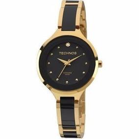 Relogio Technos Vidro De Safira - Relógios no Mercado Livre Brasil a81f491e61