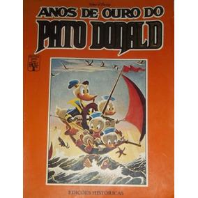 Anos De Ouro Do Pato Donald Vol. 3 - Edição Histórica