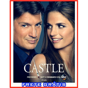 Castle As 8 Temporadas + Bones 12 Temporadas Dublado Legend