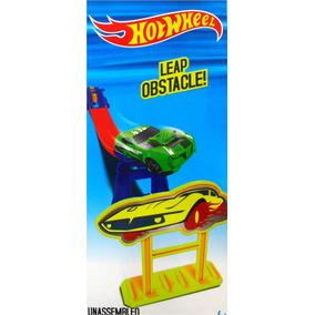 Pista Lanzador De Carro Hotwheel Incluye 1 Carrito.