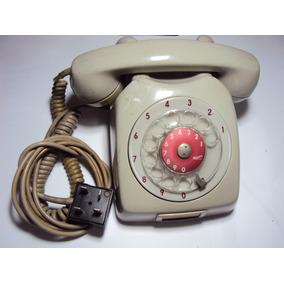 Telefone Antigo Ericsson Retro Vintage Cinza - Leia Anuncio