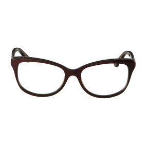 498fa76931f15 Otica Diniz Armaçoes De Grau Modernas - Óculos Vermelho no Mercado ...