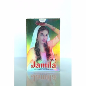 Henna Jamila Baq 4 Unidades 100g Cada