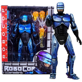 Neca Figura De Accion - Robocop: Flamethrower - Xuruguay