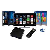 Tv Box 4k Con Canales Iptv Kodi Mejor Que Roku Y Octa Air