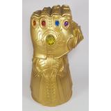 Alcancía Guantelete Del Infinito Thanos Infinity War Avenger