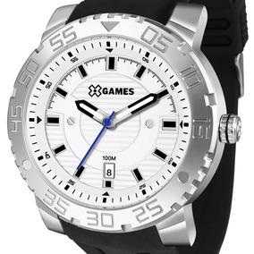 8b6e1f3690f Relogio X Game Branco - Relógios no Mercado Livre Brasil