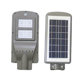 Luminaria Pública Led 60w Solar Integrada (postes 3-6m)