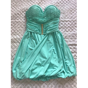 Vestido infantil azul sereia luluzinha